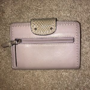 Coach Bags - Pale Purple Coach Wallet